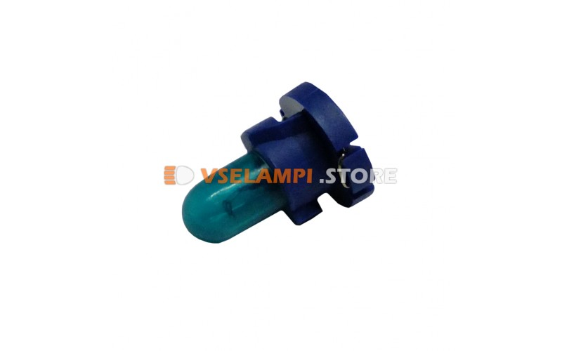 Лампа накаливания приборная KOITO T4.2, 14v, 40mA, цвет зелёный, 1шт - E1530