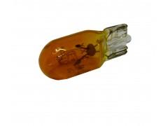Авто-лампочка б/ц KOITO (WY5W), 1 конт, 12v, 5w, оранжевый