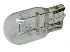 Авто-лампочка б/ц KOITO Т20 W21W (W3x16d), 1-конт, 12v, 21w, желтый