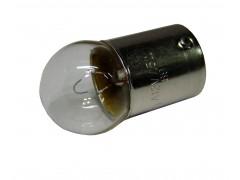Авто-лампочка KOITO R7.5W (BA15s), 1 конт, 12v, 7.5w, желтый