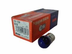 Авто-лампочка KOITO Blue R10W (BA15s), 1 конт, 12v, 10w, белый