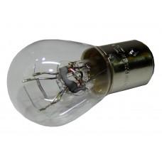 Авто-лампочка KOITO S25 P21/5W (BAY15d), 2 конт, 12v, 21/5w, желтый