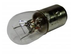 Авто-лампочка KOITO B19 R8/3.4W, 2 конт, 12v, 8/3.4w, желтый