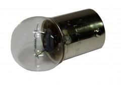 Авто-лампочка KOITO G18 R15W, 1 конт, 24v, 15w, желтый