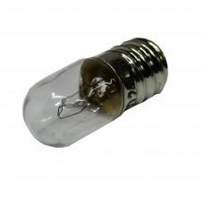 Авто-лампочка KOITO T13, 1 конт, 24v, 5w, желтый