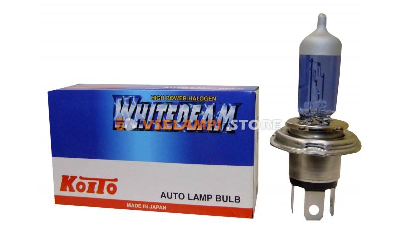 Галогенные лампы KOITO Whitebeam III комплект 2шт. - цоколь IH01