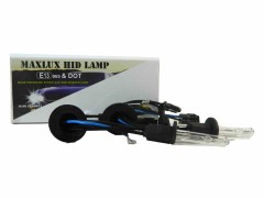 Ксеноновые лампы MAXLUX 4300K комплект 2шт.