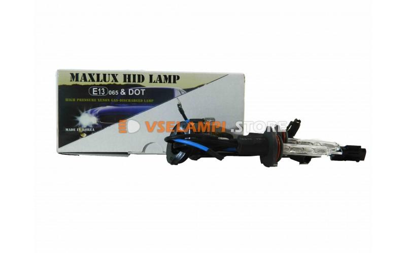 Ксеноновые лампы MAXLUX S 6000K комплект 2шт. - цоколь HB3