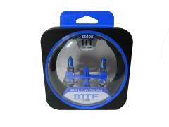 Галогенные лампы MTF - Palladium комплект 2шт.
