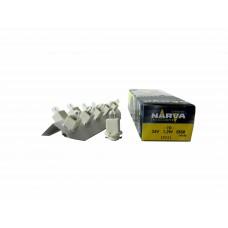 Галогенная лампа Narva BAX 24V-1.2W (B8.0-12) White (EBS-R) 17111