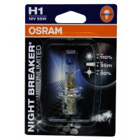 Галогенная лампа OSRAM Night Breaker UNLIMITED +110% света - 01B