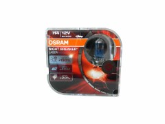 Комплект галогена - OSRAM Night Breaker Laser 130% - EURO BOX, 2шт.
