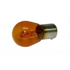 Галогенная лампа OSRAM PY 21w 12v (21w) BAU15s желтый 7507 (оранжевый)