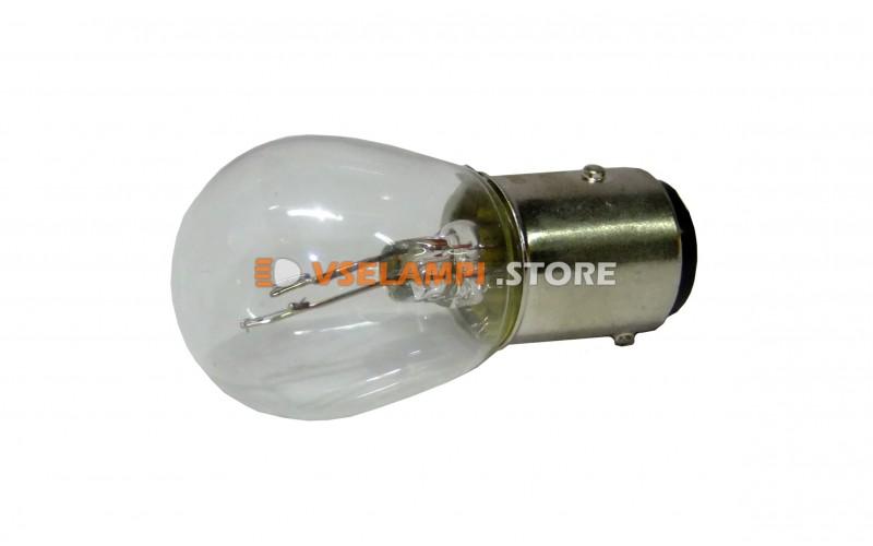 Галогенная лампа OSRAM P21/4w 12 (21/4w) BAZ15d 7225