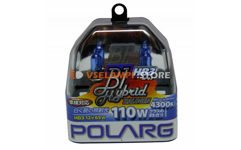 Галогенные лампы POLARG - B1 Hybrid комплект 2шт. - цоколь HB3
