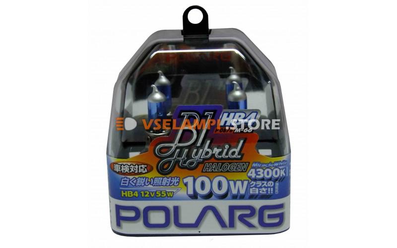 Галогенные лампы POLARG - B1 Hybrid комплект 2шт. - цоколь HB4