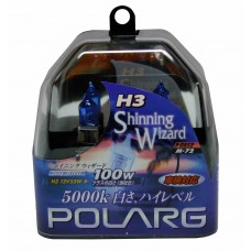 Галогенные лампы POLARG - Shinning Wizrd комплект 2шт.