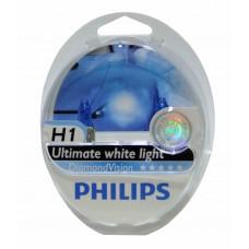 Галогенные лампы PHILIPS Diamond Vision комплект 2шт.