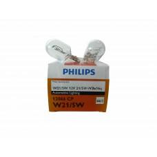 Галогенная лампа PHILIPS W21/5W 12v 21/5w (W3x16d) 12066CP