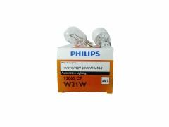 Галогенная лампа PHILIPS W21W 12v 21w (W3x16d) 12065CP