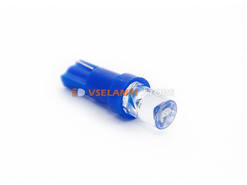 Светодиод 12v T5 1LED микрушка