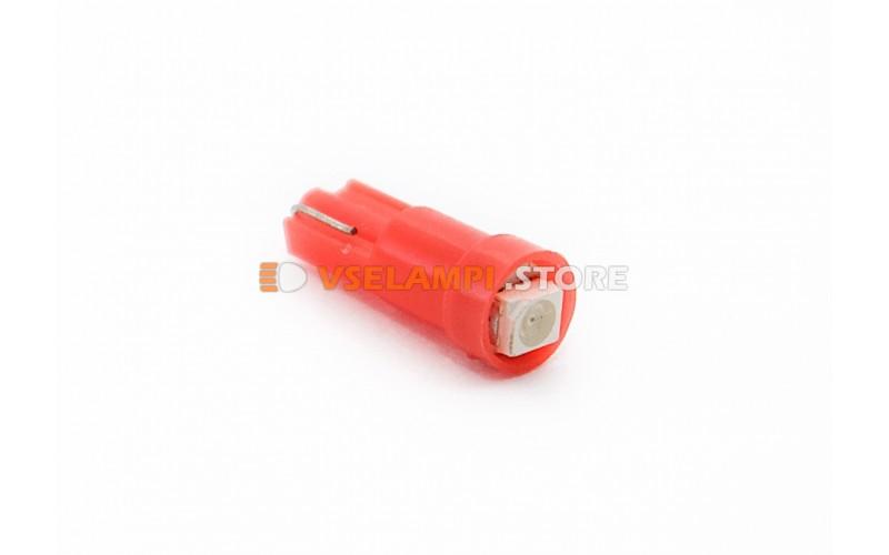 Светодиод 12vT5 1SMD 1chip микрушка