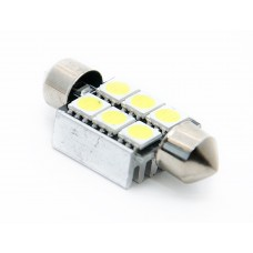Светодиод 12vT11x36 AC 6SMD обманка белый