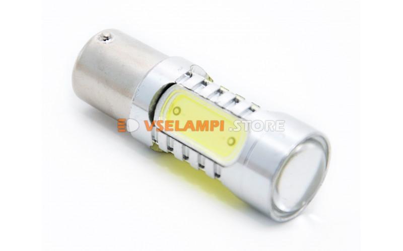 Светодиод 12vT25/5 5G PRO 2-x конт. - цвет свечения белый