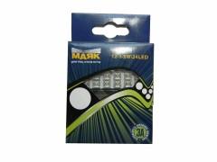 Светодиодные пластины Маяк 12v 24LED 1шт.