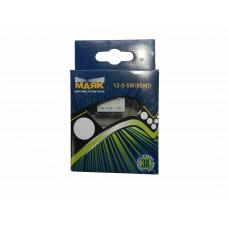 Светодиодные пластины Маяк 12v 9SMD 1шт.