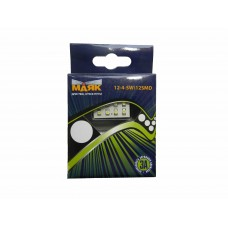Светодиодные пластины Маяк 12v 12SMD 1шт.