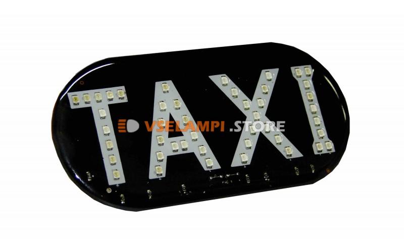 """Светящийся значок """"Taxi"""""""