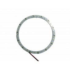 Светодиодные кольца d140мм 42SMD ком-т (2шт.)