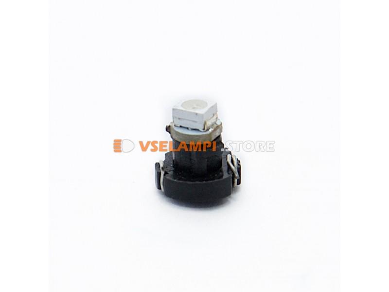 Светодиод 12v T4.2 1SMD 3013 микрушка с патроном MF