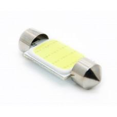 Светодиод 12vT11x36 AC COB белый