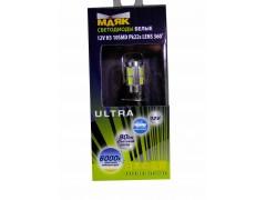 Светодиод Маяк 12v H3 5w 10SMD (5730) ULTRA A-12 1BL белый