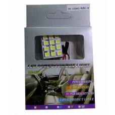 Светодиодные пластины 12vCX-12SMD-5050 1шт.