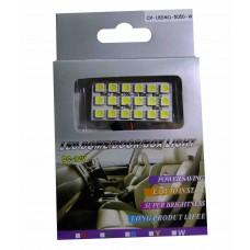 Светодиодные пластины 12vCX-18SMD-5050 1шт.