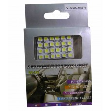 Светодиодные пластины 12vCX-24SMD-5050 1шт.