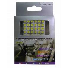 Светодиодные пластины 12vCX-30SMD-5050 1шт.