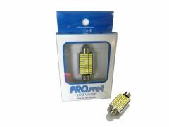 Светодиод PROsvet PREMIUM 12v T11x41 4014 33smd с обманкой (1шт.)