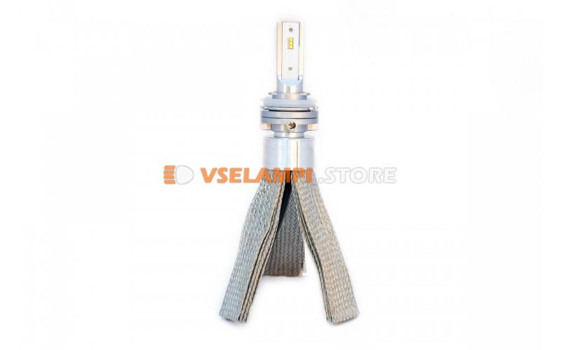 Сверх яркие светодиоды PROsvet 6S комплект 2шт. - цоколь H8/H9/H11