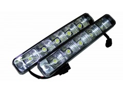 Ходовые огни DRL (как 1019) HDX-D019,001-5w