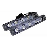 Ходовые огни DRL HDX D-040