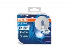Галогенные лампы OSRAM COOL BLUE BOOST - EURO BOX комплект 2шт.