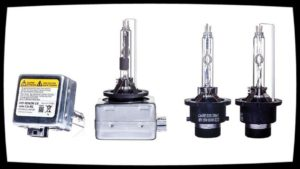 Комплект ксенона: лампа и блок ризжига